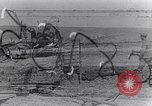 Image of British artillery firing France, 1916, second 1 stock footage video 65675027530