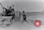 Image of British artillery firing France, 1916, second 4 stock footage video 65675027530