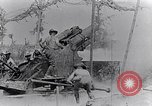 Image of British artillery firing France, 1916, second 12 stock footage video 65675027530