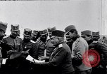 Image of Serbian Generals review Serbian soldiers World War I Salonica Greece, 1917, second 10 stock footage video 65675027538
