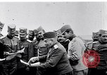 Image of Serbian Generals review Serbian soldiers World War I Salonica Greece, 1917, second 12 stock footage video 65675027538