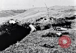 Image of World War 1 trench and dead Austrian soldier Eastern Front, 1917, second 12 stock footage video 65675027539