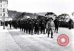 Image of Chasseurs Alpins marching in World War 1 France, 1917, second 6 stock footage video 65675027542