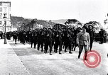 Image of Chasseurs Alpins marching in World War 1 France, 1917, second 7 stock footage video 65675027542