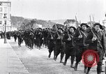 Image of Chasseurs Alpins marching in World War 1 France, 1917, second 12 stock footage video 65675027542