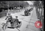 Image of British motor machine gun battery France, 1917, second 8 stock footage video 65675027543