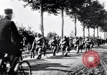 Image of French troops and supplies Nieuport Belgium, 1914, second 9 stock footage video 65675027546