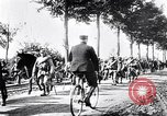 Image of French troops and supplies Nieuport Belgium, 1914, second 10 stock footage video 65675027546