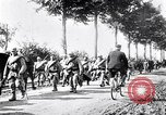 Image of French troops and supplies Nieuport Belgium, 1914, second 11 stock footage video 65675027546