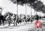 Image of French troops and supplies Nieuport Belgium, 1914, second 12 stock footage video 65675027546