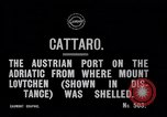 Image of Austrian port Cattaro Austria, 1915, second 3 stock footage video 65675027548