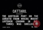 Image of Austrian port Cattaro Austria, 1915, second 6 stock footage video 65675027548