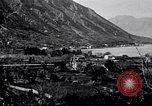 Image of Austrian port Cattaro Austria, 1915, second 9 stock footage video 65675027548