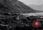 Image of Austrian port Cattaro Austria, 1915, second 10 stock footage video 65675027548