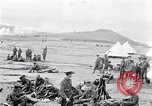Image of British soldiers bivouacked Zeitenlik Salonika Greece, 1915, second 6 stock footage video 65675027549