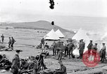 Image of British soldiers bivouacked Zeitenlik Salonika Greece, 1915, second 9 stock footage video 65675027549