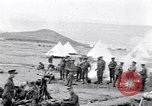 Image of British soldiers bivouacked Zeitenlik Salonika Greece, 1915, second 10 stock footage video 65675027549