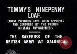 Image of Cameronians Salonika Greece, 1915, second 3 stock footage video 65675027552