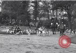 Image of Equestrians  England, 1916, second 4 stock footage video 65675027554