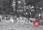 Image of Equestrians  England, 1916, second 8 stock footage video 65675027554