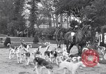 Image of Equestrians  England, 1916, second 10 stock footage video 65675027554