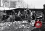 Image of Old fishermen Sidmouth England, 1916, second 12 stock footage video 65675027556