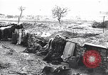 Image of French soldiers walk in trench World War I Maurepas Yvelines France, 1917, second 2 stock footage video 65675027560