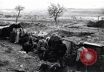 Image of French soldiers walk in trench World War I Maurepas Yvelines France, 1917, second 8 stock footage video 65675027560