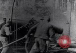 Image of French artillery soldiers fire 270mm howitzer World War 1 France, 1916, second 2 stock footage video 65675027562