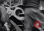 Image of French artillery soldiers fire 270mm howitzer World War 1 France, 1916, second 12 stock footage video 65675027562