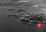 Image of 1930s Stratford dockyard aerial view Stratford Victoria Australia, 1930, second 6 stock footage video 65675027568