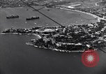 Image of 1930s Stratford dockyard aerial view Stratford Victoria Australia, 1930, second 7 stock footage video 65675027568