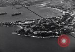Image of 1930s Stratford dockyard aerial view Stratford Victoria Australia, 1930, second 8 stock footage video 65675027568