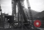 Image of Sydney Harbor Bridge construction Sydney Australia, 1930, second 5 stock footage video 65675027570