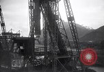 Image of Sydney Harbor Bridge construction Sydney Australia, 1930, second 6 stock footage video 65675027570