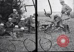 Image of French and German forces in World War 1 action France, 1917, second 1 stock footage video 65675027572