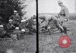 Image of French and German forces in World War 1 action France, 1917, second 2 stock footage video 65675027572