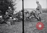 Image of French and German forces in World War 1 action France, 1917, second 3 stock footage video 65675027572