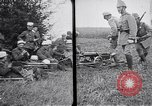 Image of French and German forces in World War 1 action France, 1917, second 4 stock footage video 65675027572