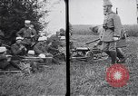 Image of French and German forces in World War 1 action France, 1917, second 5 stock footage video 65675027572