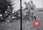 Image of French and German forces in World War 1 action France, 1917, second 6 stock footage video 65675027572
