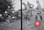 Image of French and German forces in World War 1 action France, 1917, second 7 stock footage video 65675027572