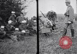 Image of French and German forces in World War 1 action France, 1917, second 8 stock footage video 65675027572