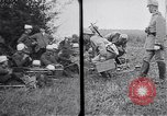 Image of French and German forces in World War 1 action France, 1917, second 9 stock footage video 65675027572