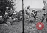 Image of French and German forces in World War 1 action France, 1917, second 10 stock footage video 65675027572