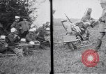 Image of French and German forces in World War 1 action France, 1917, second 11 stock footage video 65675027572