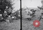 Image of French and German forces in World War 1 action France, 1917, second 12 stock footage video 65675027572