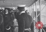 Image of King Edward VII with Italian King Victor Emmanuel III Gaeta Italy, 1907, second 4 stock footage video 65675027573