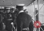 Image of King Edward VII with Italian King Victor Emmanuel III Gaeta Italy, 1907, second 9 stock footage video 65675027573