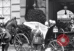 Image of King George V with Kaiser Wilhelm II Germany, 1913, second 2 stock footage video 65675027574